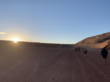 Antelope Canyon desert